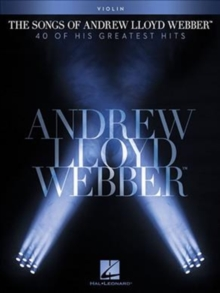 Image for The Songs Of Andrew Lloyd Webber : Violin