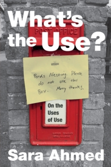 Image for What's the use?  : on the uses of use