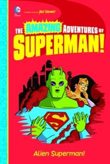 Image for Alien Superman!