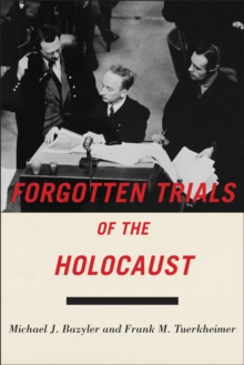 Image for Forgotten trials of the Holocaust