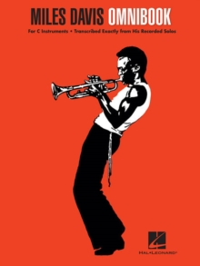 Image for Miles Davis Omnibook
