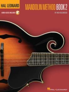 Image for Hal Leonard Mandolin Method Book 2 (Book/Online Audio)