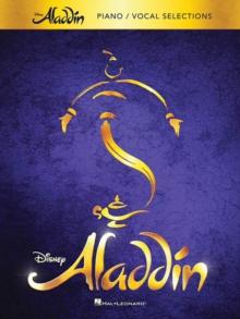 Image for Alan Menken : Aladdin Broadway Musical Vocal Selections (PVG)