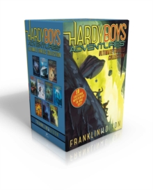 Image for Hardy Boys Adventures Ultimate Thrills Collection : Secret of the Red Arrow; Mystery of the Phantom Heist; The Vanishing Game; Into Thin Air; Peril at Granite Peak; The Battle of Bayport; Shadows at P