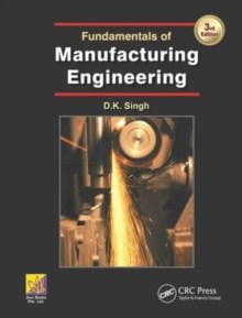 Image for Fundamentals of manufacturing engineering