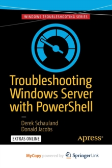 Image for Troubleshooting Windows Server with PowerShell