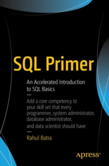 Image for SQL Primer : An Accelerated Introduction to SQL Basics