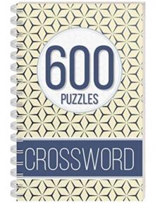 600 Puzzles - Crossword