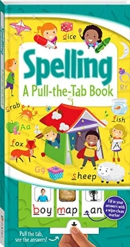 Image for Pull-the-Tab Board Book: Spelling