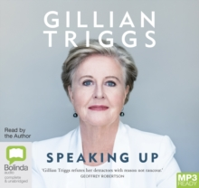 Image for Speaking Up
