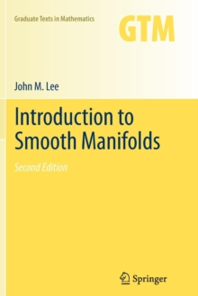 Image for Introduction to Smooth Manifolds