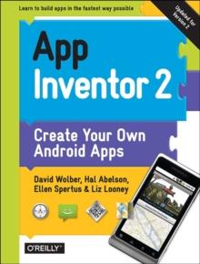 Image for App Inventor 2, 2e
