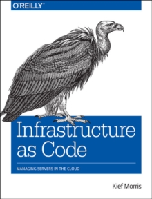 Image for Infrastructure as code  : managing servers in the cloud