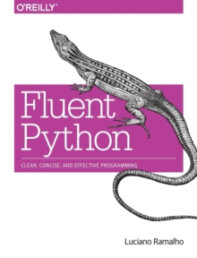 Image for Fluent Python