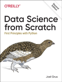 Image for Data science from scratch  : first principles with Python