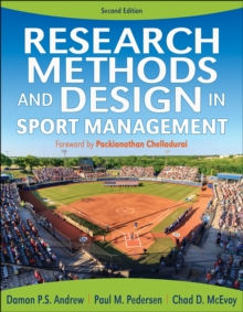 Image for Research Methods and Design in Sport Management-2nd Edition