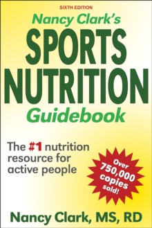 Image for Nancy Clark's sports nutrition guidebook