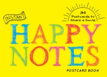 Image for Instant Happy Notes Postcard Book