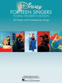 Image for Disney For Teen Singers Young Women's Edition