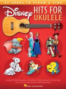 Image for Disney Hits for Ukulele