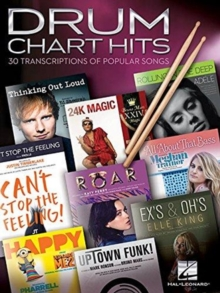 Image for Drum Chart Hits - 30 Transcriptions Of Popular Songs