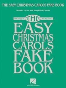 Image for The Easy Christmas Carols Fake Book