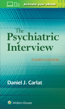 Image for The psychiatric interview