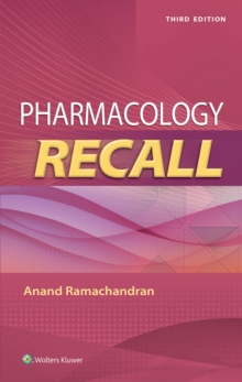 Image for Pharmacology Recall