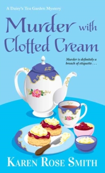 Image for Murder with Clotted Cream