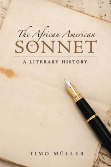 Image for The African American Sonnet : A Literary History