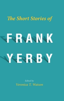 Image for The Short Stories of Frank Yerby