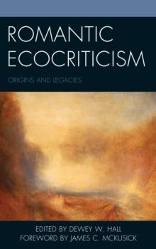 Image for Romantic ecocriticism  : origins and legacies