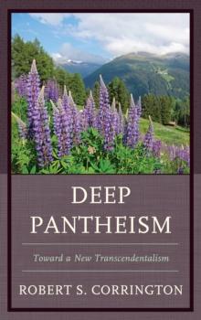 Image for Deep pantheism  : toward a new transcendentalism
