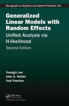 Generalized Linear Models with Random Effects