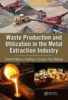 Image for Waste production and utilization in the metal extraction industry