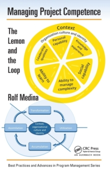 Image for Managing project competence  : the lemon and the loop