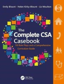 Image for The complete CSA casebook  : 110 role plays and a comprehensive curriculum guide