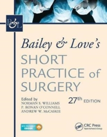 Image for Bailey & Love's short practice of surgery
