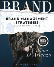 Image for Brand management strategies  : luxury and mass markets