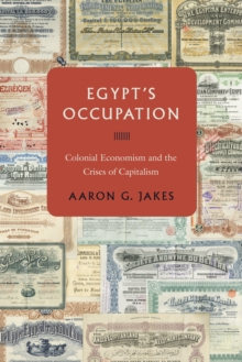 Image for Egypt's occupation  : colonial economism and the crises of capitalism