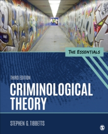 Image for Criminological theory  : the essentials