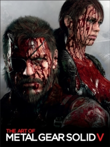 Image for The art of Metal Gear Solid V