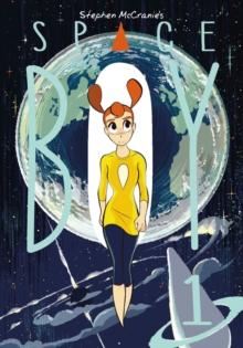 Image for Stephen Mccranie's Space Boy Volume 1