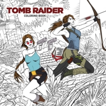 Image for Tomb Raider Coloring Book