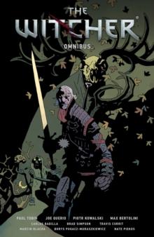 The Witcher Omnibus - Tobin, Paul