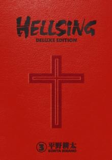 Hellsing Deluxe Volume 3 - Hirano, Kohta