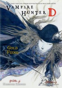 Image for Vampire Hunter D Volume 30: Gold Fiend