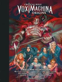 Image for Critical roleVolume 1: Vox machina origins