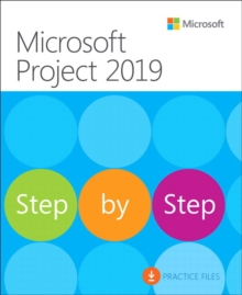 Image for Microsoft Project 2019 step by step