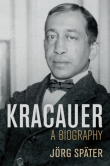 Image for Kracauer  : a biography